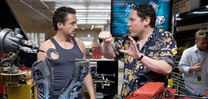 Jon Favreau Marvel Movie