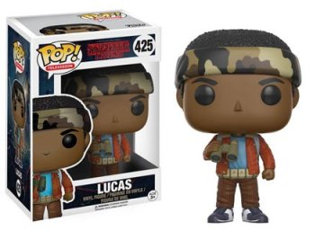 Stranger Things Funko Pop Vinyl - Lucas