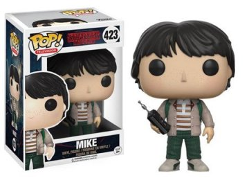 Stranger Things Funko Pop Vinyl - Mike