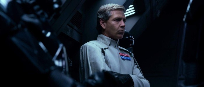 Star Wars: Rogue One images - Ben Mendelsohn as Orson Krennic (header)