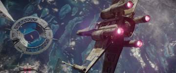 Rogue One A Star Wars Story - X-Wing Starfighter