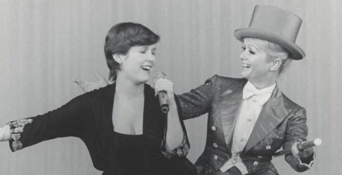 Carrie Fisher and Debbie Reynolds Documentary