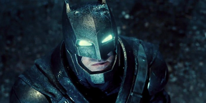 Batman (Ben Affleck) in Batman v Superman