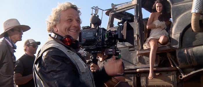 George Miller Producing Justice League