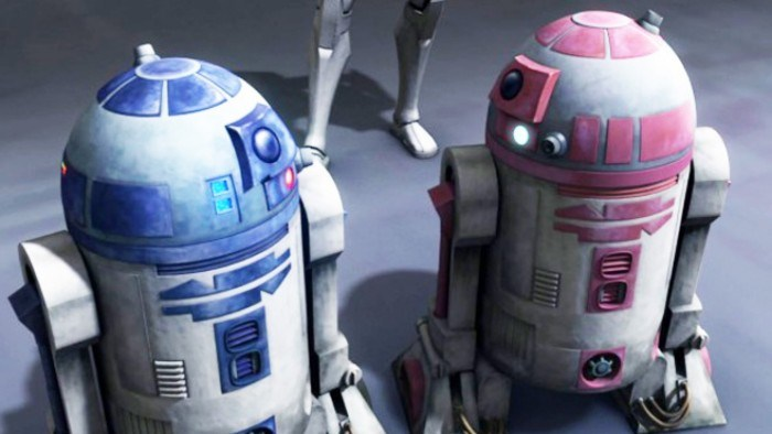 star wars first female droid