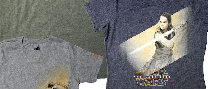 Rey Costume Shirt Star Wars The Last Jedi