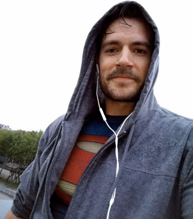 Henry Cavill Superman Workout