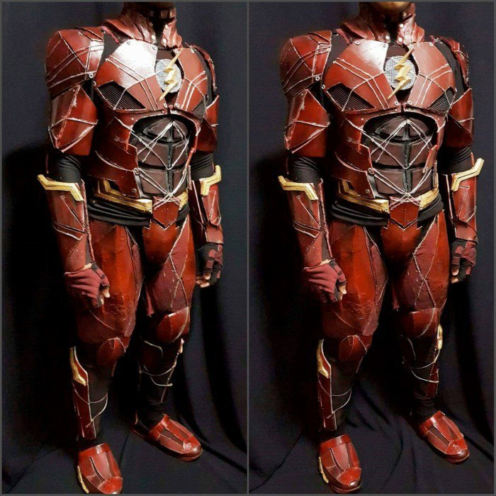 The Flash Fanmade Suit