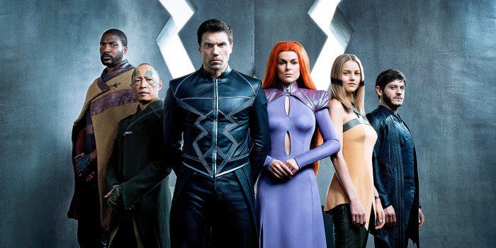 The First Inhumans Trailer is Here