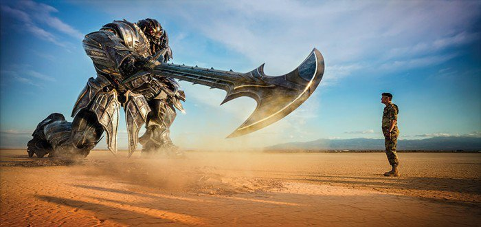 transformers the last knight runtime