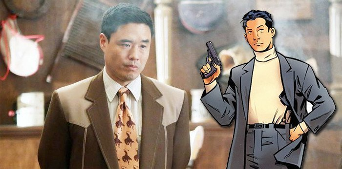 Randall Park - Ant-Man and the Wasp Cast