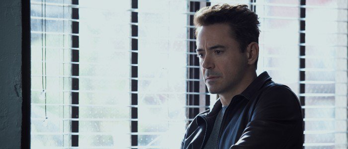 Robert Downey Jr in The Judge