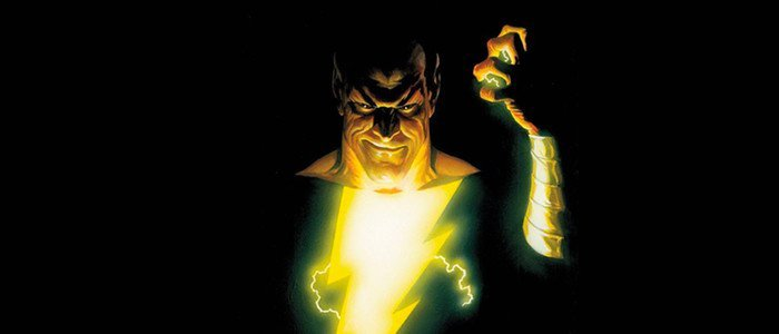 Black Adam writer