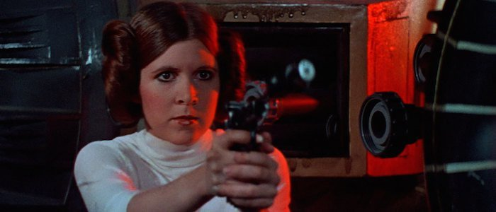 best female star wars characters leia