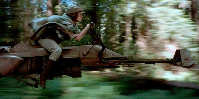 Speeder Bike Motorcycle
