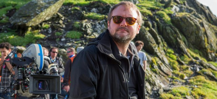new star wars trilogy rian johnson