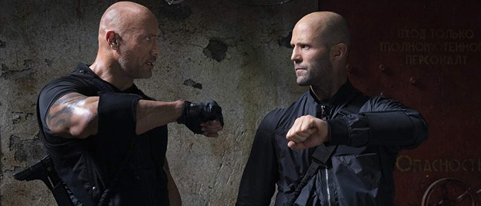 Hobbs and Shaw - Johnson Statham synchronize