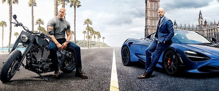 Hobbs and Shaw Stunt Coordinator Interview