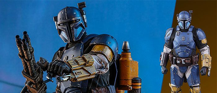 Heavy Infantry Mandalorian Sixth Scale Collectible Figure