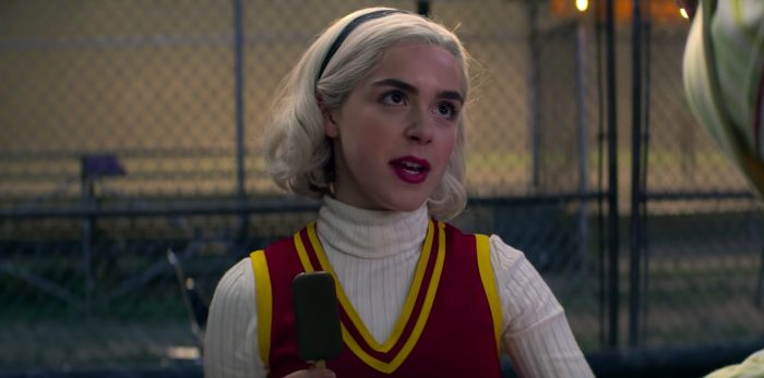 chilling adventures of sabrina part 3 trailer
