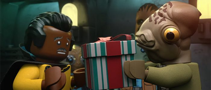 LEGO Star Wars Holiday Special Trailer